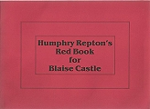 Humphry Repton's Red Book for Blaise Castle.