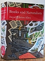 Books And Naturalists.