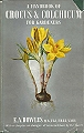 A Handbook of Crocus and Colchicum.